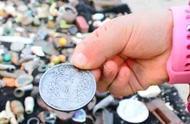 古玩市场几块钱买到的假银元,有人用这种方法翻了上万倍!