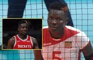以假乱真的山寨球星:女排球员撞脸卡佩拉,缩小版姚明你见过?