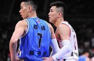 林书豪郭艾伦对飙,史蒂芬森6+8+6,辽宁大胜北京18分
