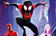 动画电影《蜘蛛侠:平行宇宙》续集电影正式定档于2022年4月8日