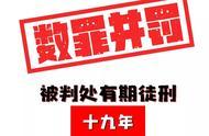 """会昌17人涉黑案一审宣判,""""黑老大""""获刑19年!"""