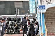 """香港警察""""十面埋伏"""" 校园暴徒""""四面楚歌"""""""