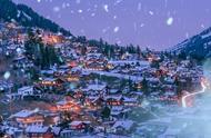 瑞士雪境,童话般的世界