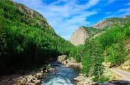 可可托海,新疆第一个世界级地质公园,夏季风景美如画!