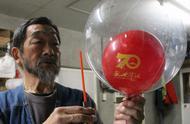 日本当地人称,发现中国国庆气球飞行1000公里现身北海道