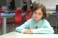 又是别人家的孩子!8岁神童今秋读大学 智商145一年半读完6年中学