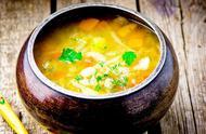 心理学:选一碗你最喜欢喝的汤?测出你的富贵命指数是多少?