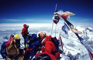 到底是谁,第一个登上了珠峰?