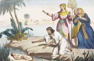 先知摩西是怎么带领犹太人逃出埃及的?在西奈山上与上帝定约