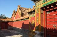 故宫秋天的风景只一眼便可深入心底,浓缩了北京秋天的影子