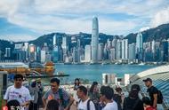 香港西九龙站有多美?楼顶观景平台能眺望整个维港!
