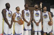 联盟颤抖吧!新赛季NBA媒体日 勇士全明星级首发五虎合体