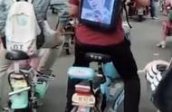 180928 ikun应援蔡徐坤有千万般方式 会移动的广告屏了解一下?