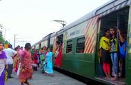 在印度坐火车的真实体验,不吹不黑,和中国有什么区别?