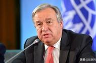 气候灾难频繁来袭 联合国秘书长吁采取紧急行动