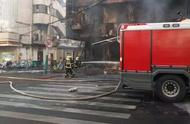 安徽蚌埠今晨发生一起火灾 1人跳楼逃生受伤