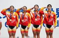 真棒!军运会#中国队平均50分钟得一块金牌#