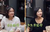 张歆艺半个月瘦20斤,女明星果然是胖着玩玩的