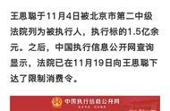 王思聪房产、汽车、存款被查封