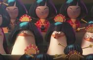 马达加斯加的企鹅:几只小企鹅,躲进送货纸箱,开始了全球冒险