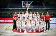 中国女篮单节仅得8分,全场还能赢23分!男篮呢?