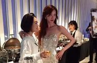 林志玲大婚后深夜开派对,穿吊带亮片超短裙秀身材超火辣