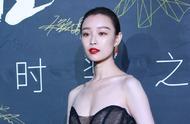 倪妮时装之夜造型,这个裙子可以荣获本界最佳红毯造型了
