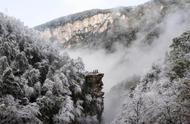 江西庐山今冬雾凇首秀,宛如童话,美丽非凡