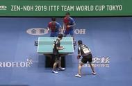 团体世界杯 | 韩国男队3-0击败中国台北 率先晋级男团决赛