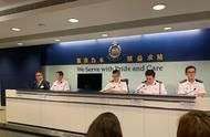 香港警方:上周末拘捕159人 6月来共拘捕1117人