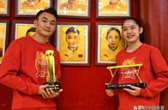 中国体操队新世界冠军光荣登榜