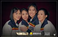 中国女排演员金鸡影人写真