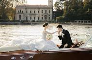 文咏珊浪漫婚礼在意大利举行,昔日姐妹花爱情事业双丰收