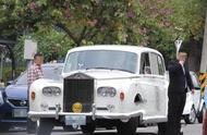 林志玲婚礼婚车曝光价值上亿,新郎收入仅为新娘十分之一