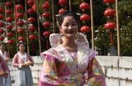 """中国唯一需要穿""""汉服""""的景区:不穿就不给进,网友:穿越了?"""