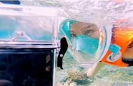 魏晨官宣求婚成功,在巴厘岛水下画面太浪漫,大钻戒成亮点