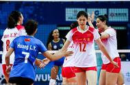 武汉世界军人运动会八一女排3-0巴西 收获小组赛两连胜