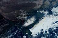 """暖冬变脸!福建浙江出现""""台风雪"""",气候中心:南方气温持续偏低"""