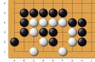 「一分钟围棋」棋形感觉训练(9)黑先,白棋净死