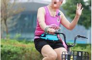 成都两女子骑共享单车参加马拉松,微笑面对镜头后被禁赛