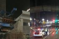 突发!重庆轨道交通在建桥体发生事故 100余米垂直错位无人员伤亡