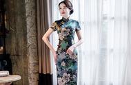 穿旗袍女人高级有气质,身材都有5个特征