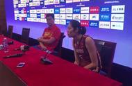 新闻发布会,朱婷向记者透露了伤情!球迷都误会天津主教练了