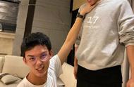 郑恺晒与吴磊9年前后对比照,胡歌刘涛秦岚范冰冰都见证吴磊长大
