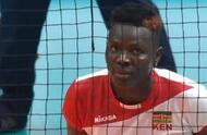 """女版""""卡佩拉""""!肯尼亚女排5号球员酷似卡皇,连发型都同样染黄"""