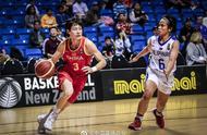 祝贺!中国女篮获得东京奥运会女篮资格赛席位