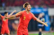 第27球!杨旭创世预赛帽子戏法纪录,武磊建功,国足4-0领先关岛