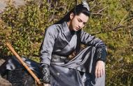 吴亦凡古装造型曝光,杨紫和他合作《簪中录》