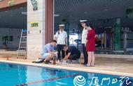 大曝光!厦门13家泳池水质不合格,主要原因是尿素……