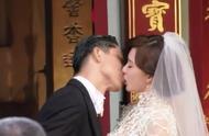 44岁林志玲婚礼现场曝光,2人拥吻,新郎父亲一看就是日本人